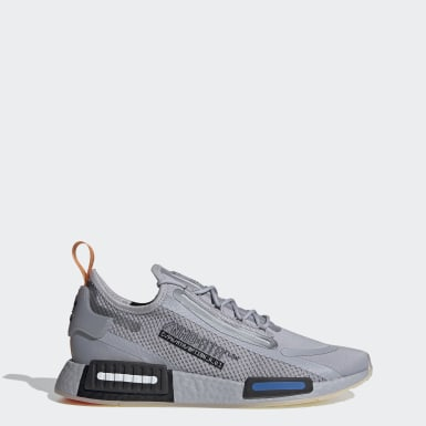 Men Originals Grey NMD_R1 Spectoo Shoes