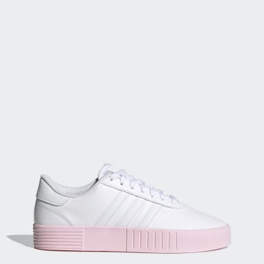 COURT BOLD Blanco Mujer Sport Inspired