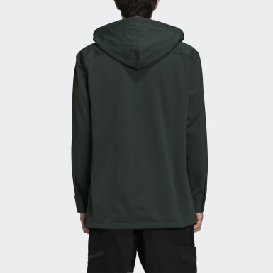 Y-3 CH3 Hooded Track Jacket Zielony