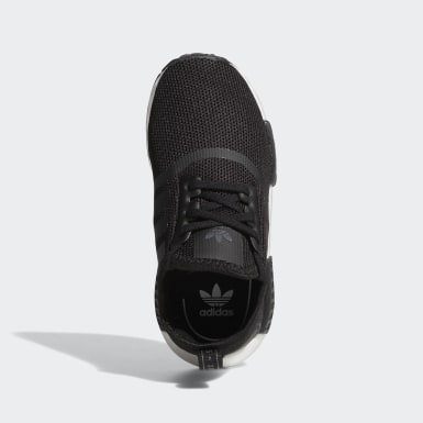 Infants Originals Black NMD_R1 Shoes