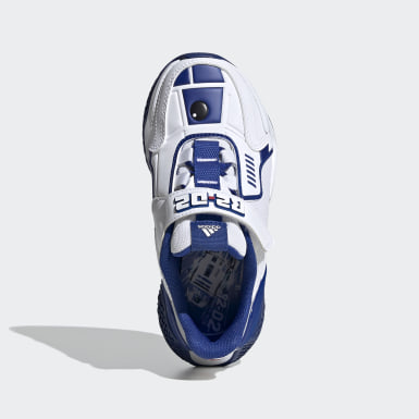 Kids Running White Star Wars 4uture RNR Shoes