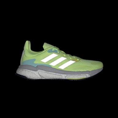 Kvinder Løb Gul SolarBoost 3 sko