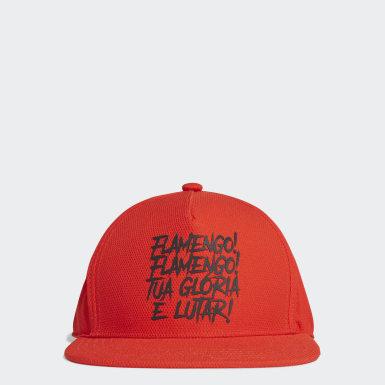 Boné Snapback CR Flamengo (UNISSEX) Vermelho Futebol