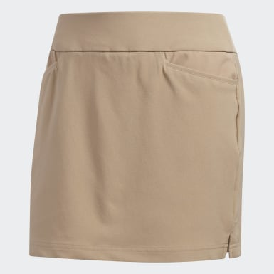 Women's Golf Brown Ultimate Adistar Skort