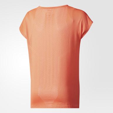 оранжевый Футболка Training