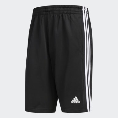 Shorts 3-Stripes Inspire Preto Homem Training