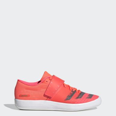 Atletik Pink Adizero kuglestød sko