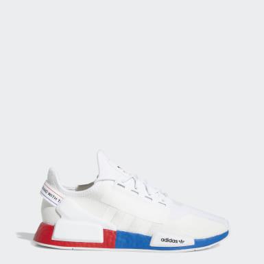 Sapatos NMD_R1 V2 Branco Originals