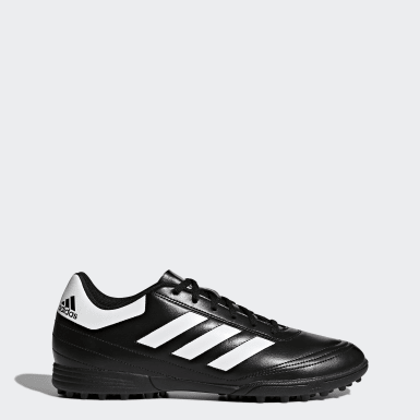 Men Football Black Goletto 6 Turf Shoes