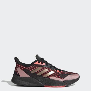 Tenis X9000L2 Negro Mujer Running