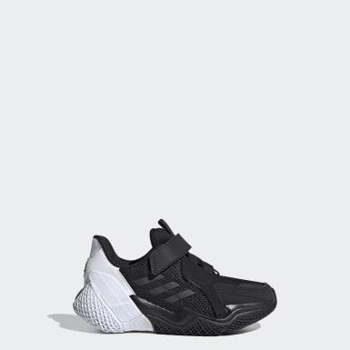 Kids Running Black 4uture RNR Running Shoes