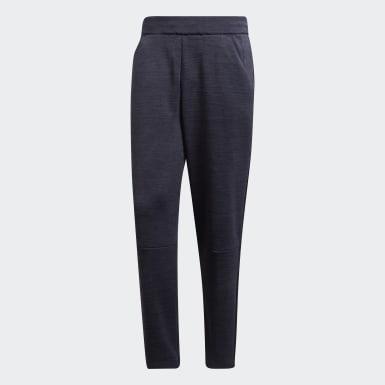 Muži Athletics černá Kalhoty adidas Z.N.E. Tapered