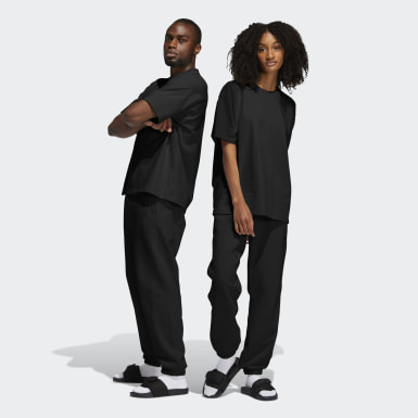 Pantalón Pharrell Williams Basics Negro Originals