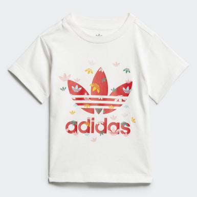 Bebek Originals Beyaz Tişört