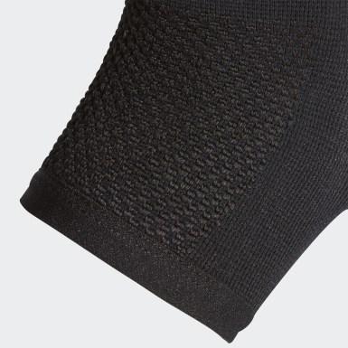 Proteção de Tornozelo Pequena Performance Climacool Preto Treino