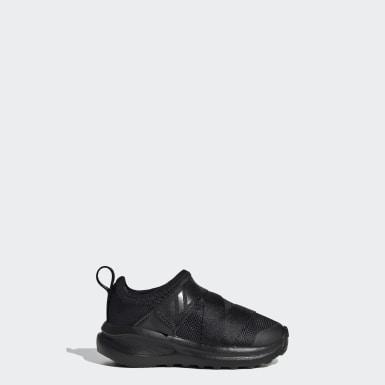 Bebek Koşu Siyah FortaRun 2020 Koşu Ayakkabısı
