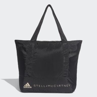 черный Сумка-тоут adidas by Stella McCartney
