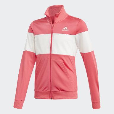 Pants Con Sudadera Yg Pes Ts Rosa Niño Sport Inspired