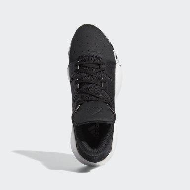 Men's Basketball Black Pro Vision Shoes