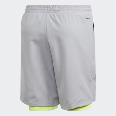 Men Running Activated Tech Shorts