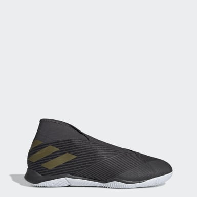 Futsal Sort Nemeziz 19.3 Indoor støvler