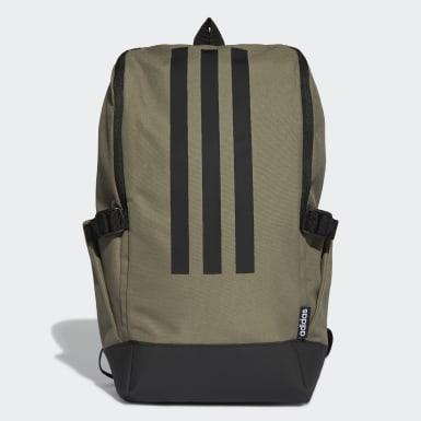ไลฟ์สไตล์ สีเขียว กระเป๋าเป้ 3-Stripes Response