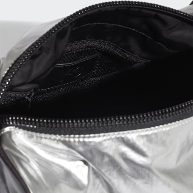 Y-3 Mini Gym Bag Sølv