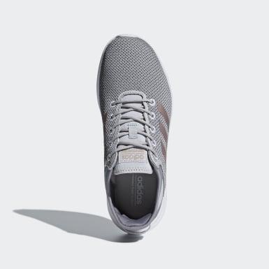 Women's Essentials Grey Cloudfoam QT Flex Shoes