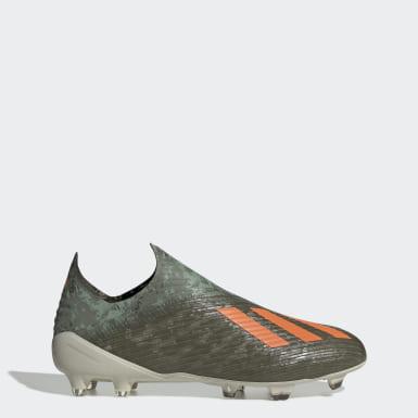 Calzado de Fútbol X 19+ Terreno Firme