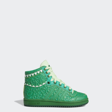 Children Originals Green Top Ten Hi x Rex Toy Story Shoes