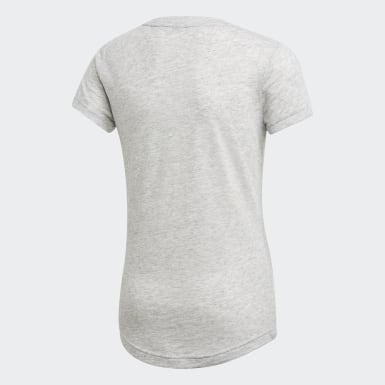 T-shirt Must Haves Blanc Filles Athletics