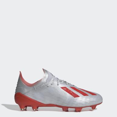 Zapatos de Fútbol X 19.1 Terreno Firme