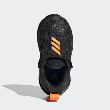 Kinder Running FortaRun 2020 Lauf- / Fußballschuh Schwarz