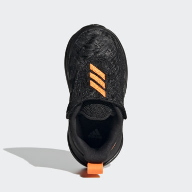Děti Běh černá Obuv FortaRun Running / Football 2020