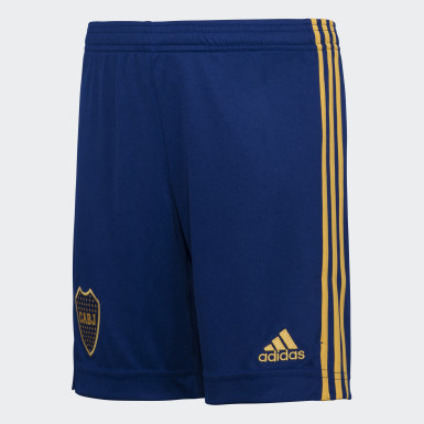 Shorts Uniforme Titular Boca Juniors Niño