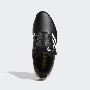 Men Golf Black EQT BOA Golf Shoes