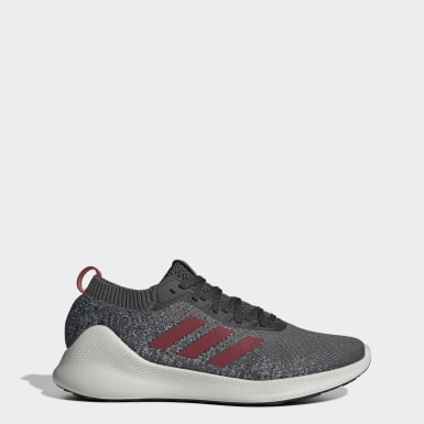 Men Running Grey PureBOUNCE + m