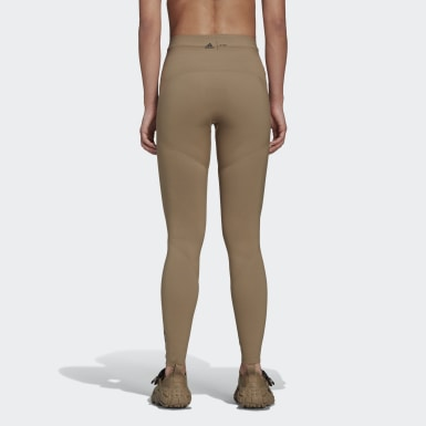 Women Originals Brown HYKE Leggings
