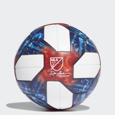 Soccer White MLS Official Game Ball
