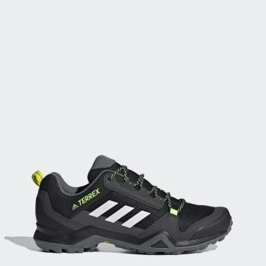 Men's Hiking Black Terrex AX3 Hiking Shoes
