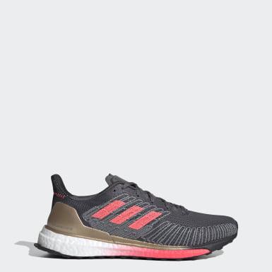 Sapatos Solarboost ST 19 Cinzento Homem Running