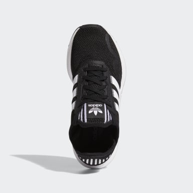 Youth Originals Black Swift Run X Shoes
