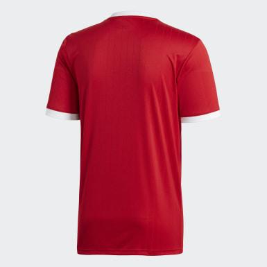 красный Футболка Tabela 18