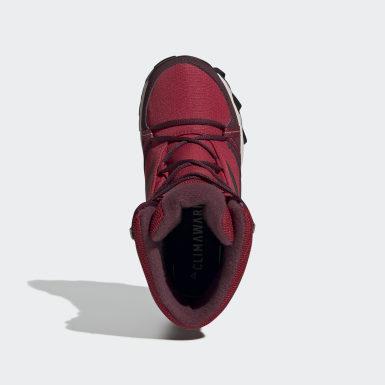 Børn TERREX Burgundy TERREX Snow CP CW sko