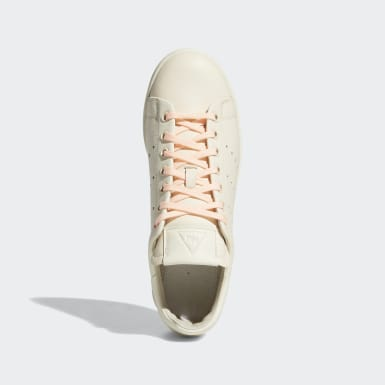 Sapatos Stan Smith Pharrell Williams Bege Originals
