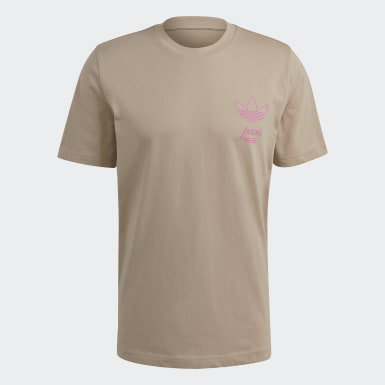 T-shirt Marrone Originals