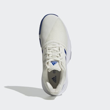 Chaussure CourtJam Beige Enfants Tennis