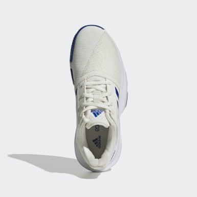 Børn Tennis Beige CourtJam sko