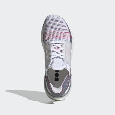 Sapatos Ultraboost 19 Branco Mulher Running