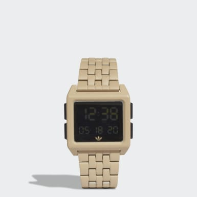 Originals Beige ARCHIVE_CM1 Watch